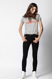T-Shirt Woop Amour 70