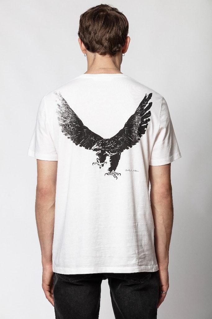 T-Shirt Ted Eagle Vintage