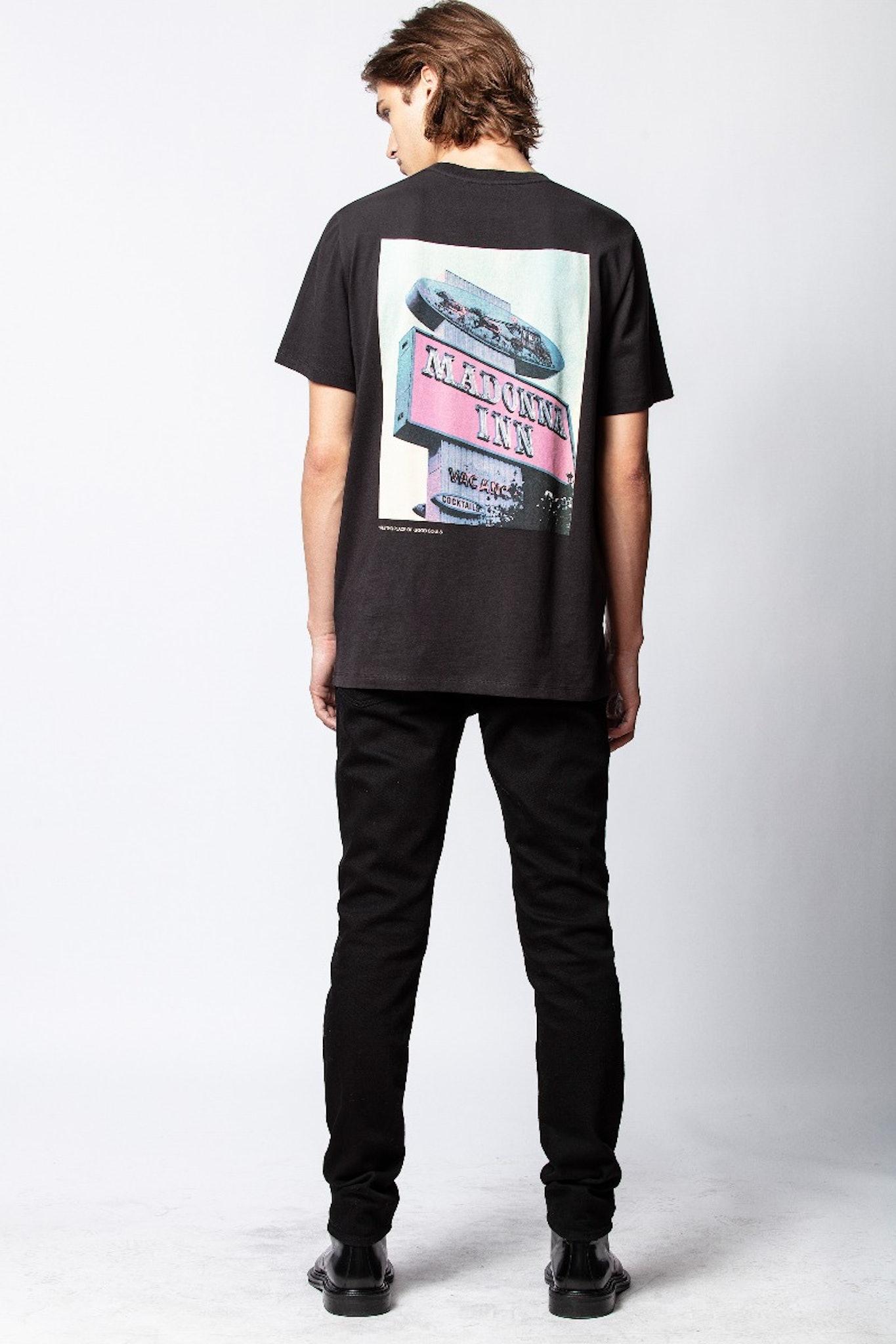 T-Shirt Ted Photoprint Paradise