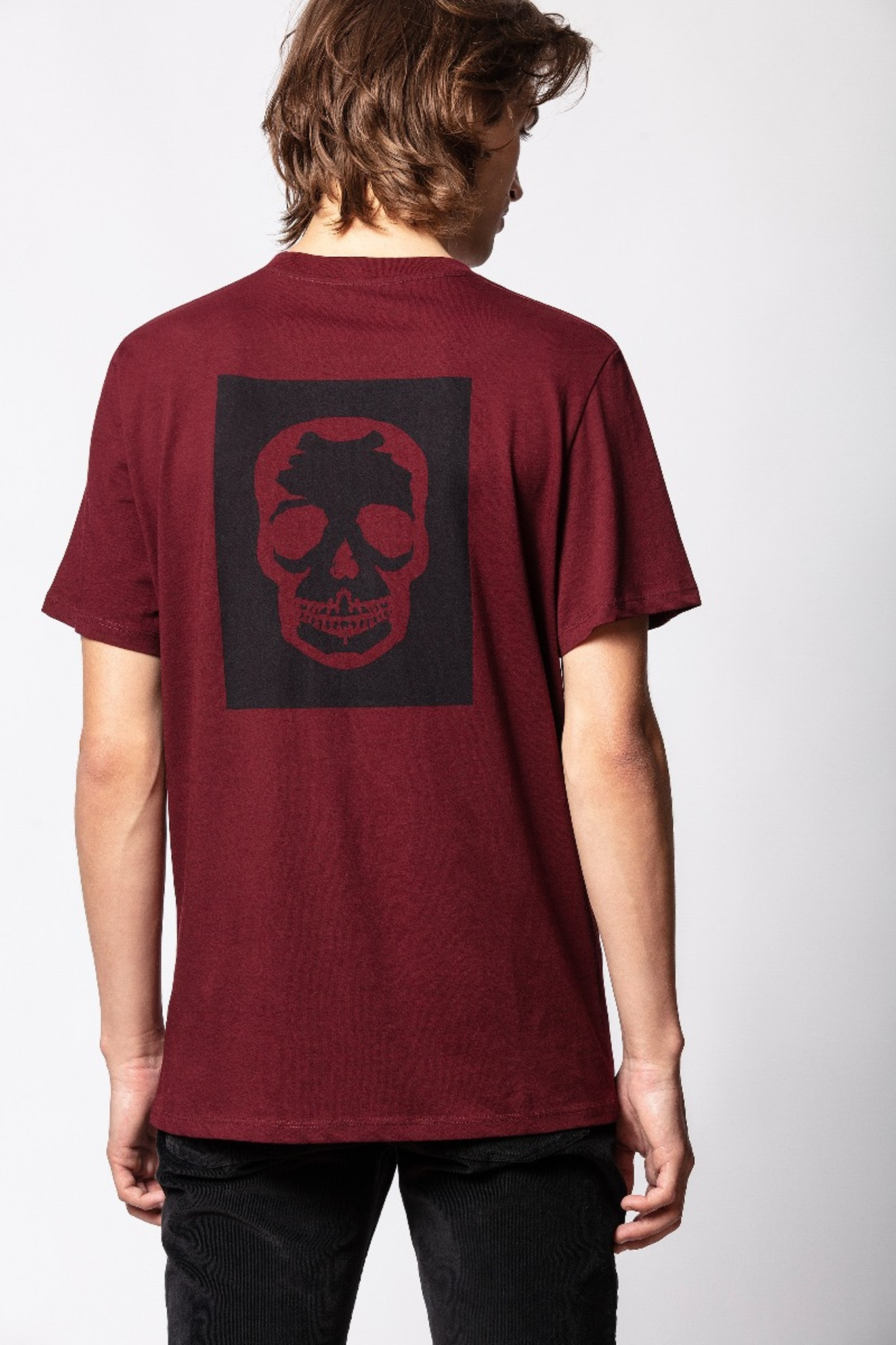 T-Shirt Ted Skull