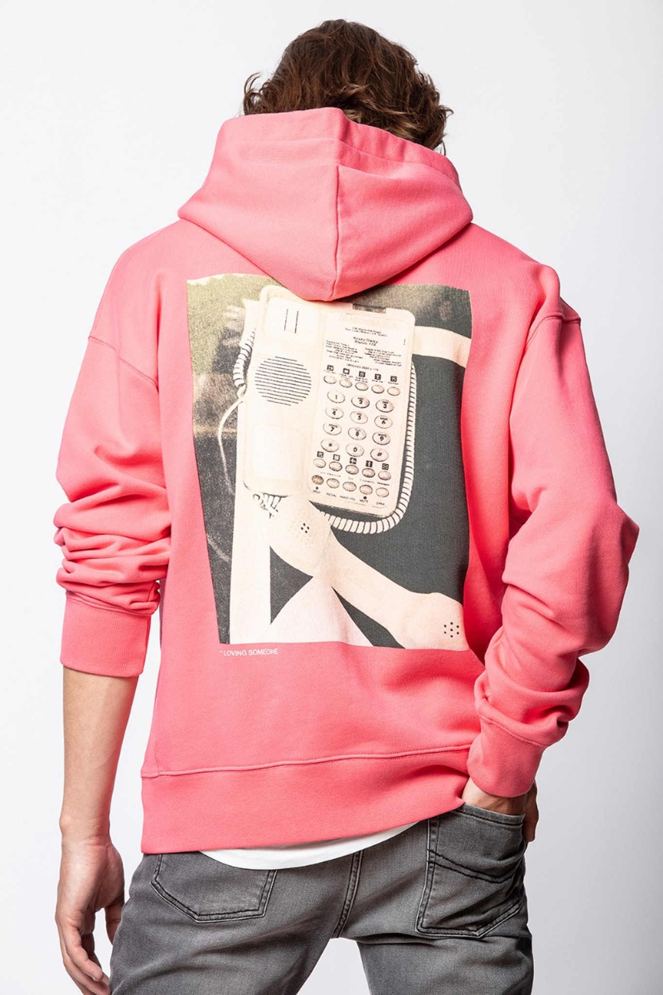 Sanchi Photoprint Lover Sweatshirt