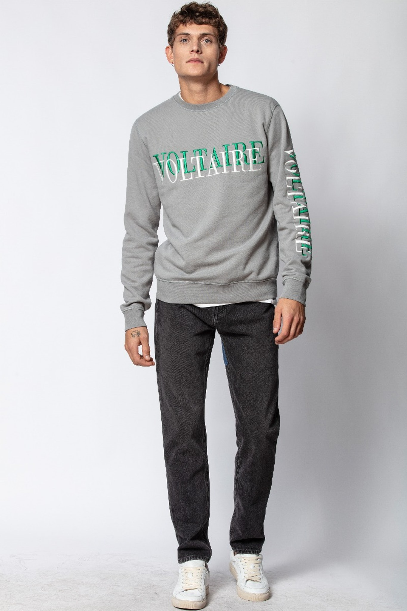 Sudadera Seuil Voltaire