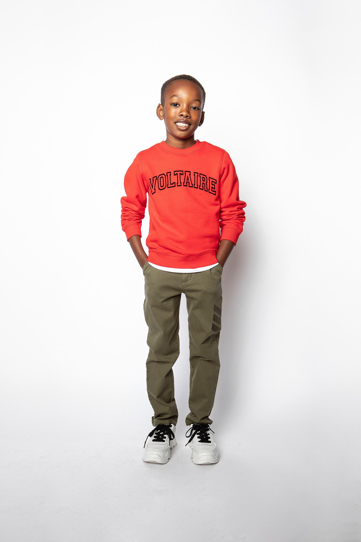 Pantalon Theo Enfant