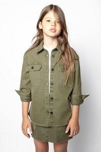 Bonnie Vert Shirt