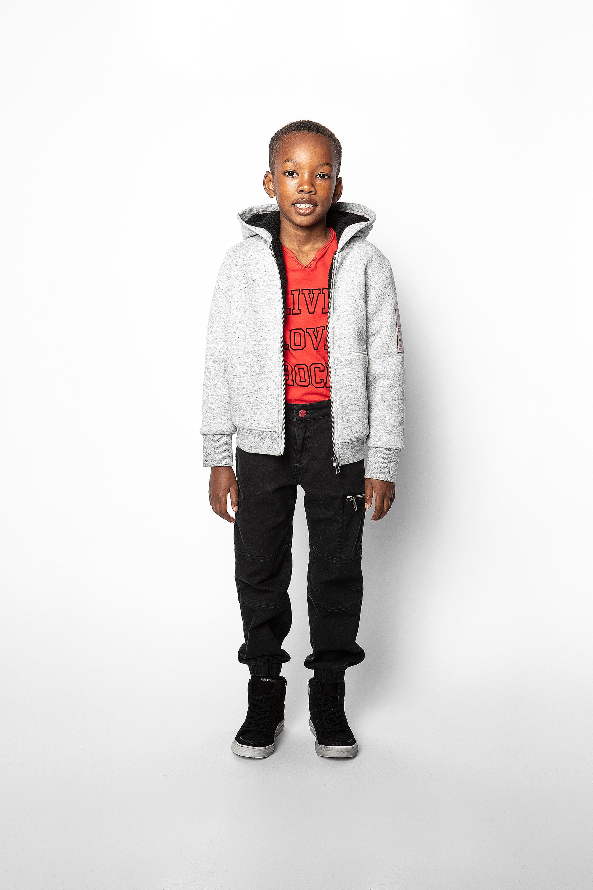 Cardigan Hank Enfant