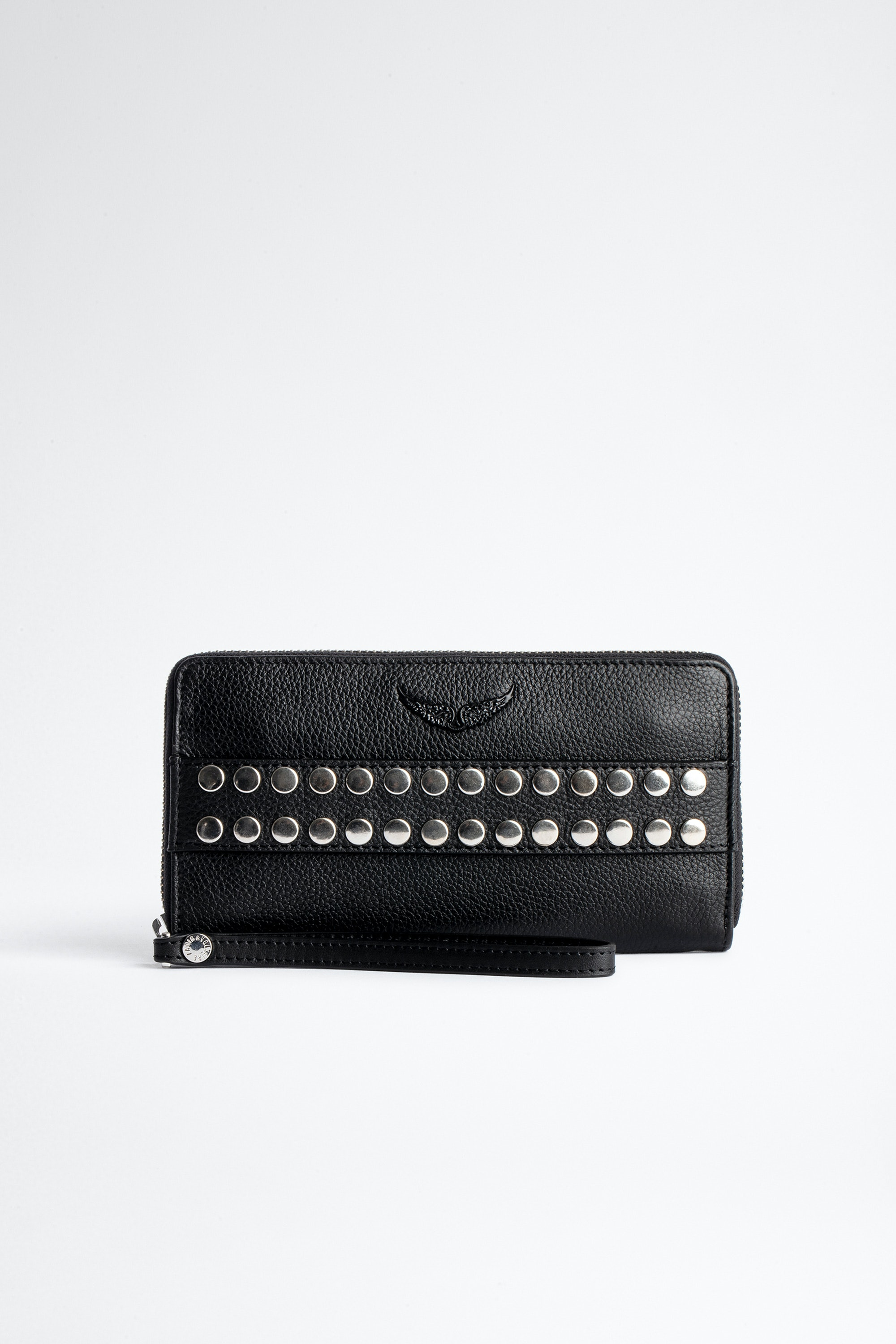 Cartera Compagnon Studs Outline
