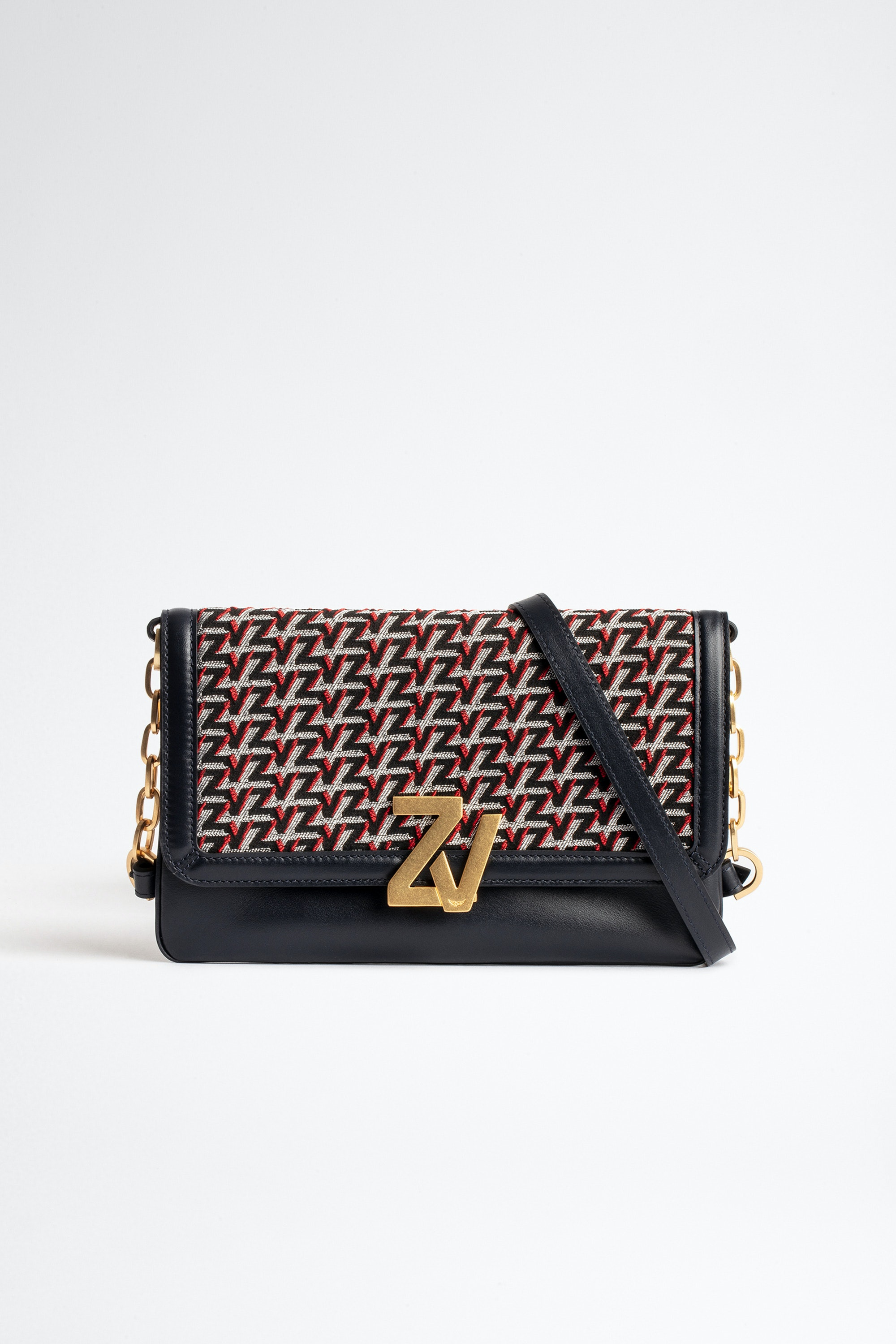 Clutch ZV Initiale La Clutch Monogram