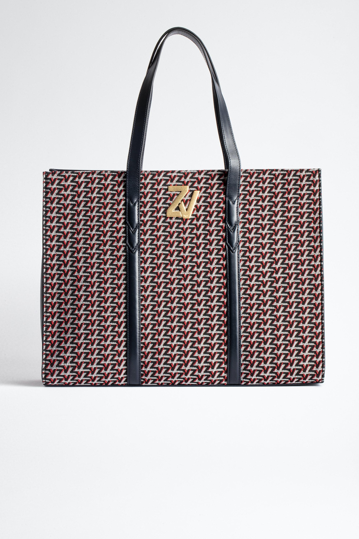 ZV Initiale Tote Monogram Bag