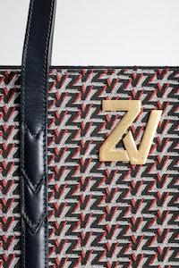 Tasche ZV Initiale Le Tote Monogram