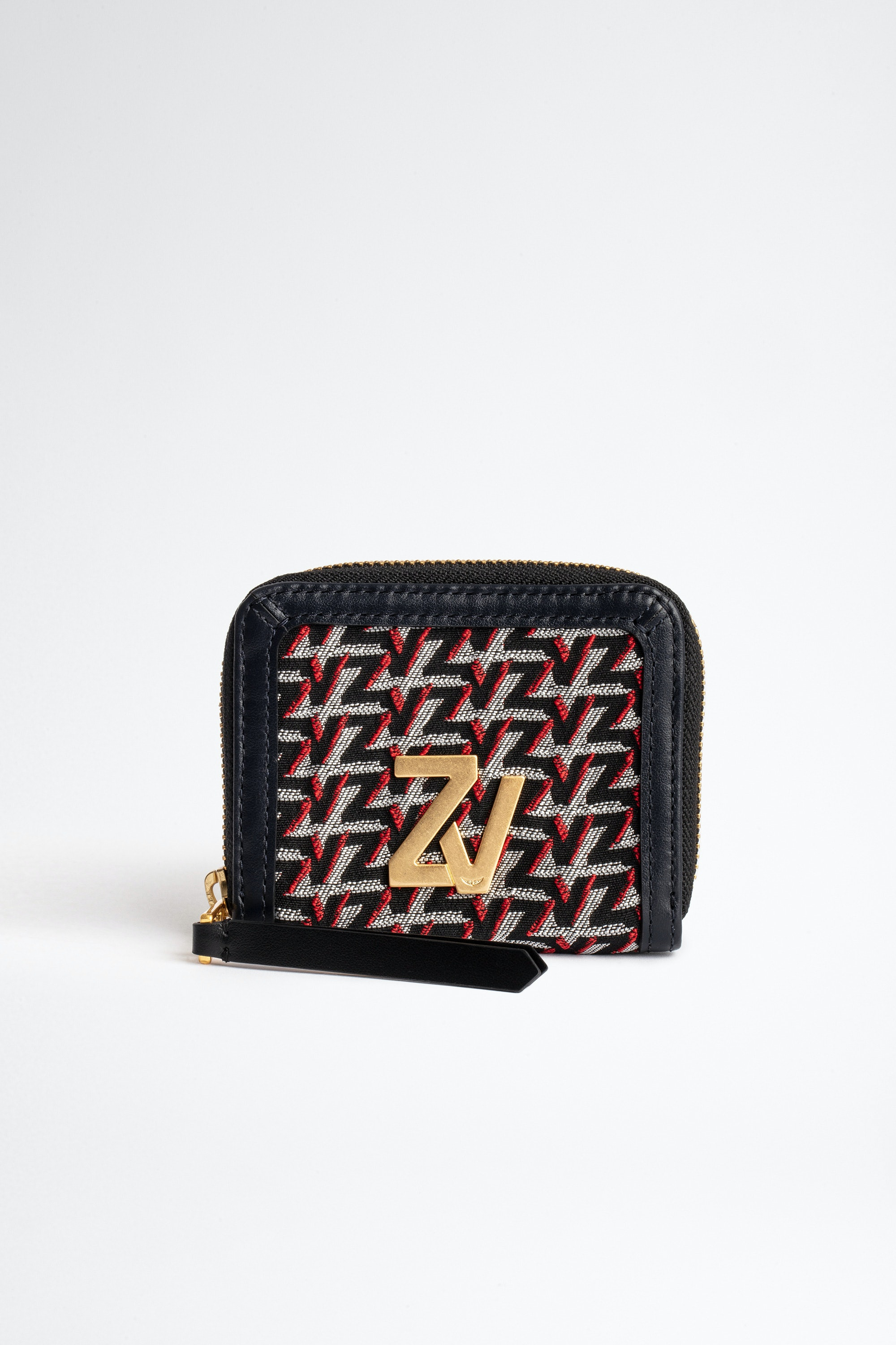 ZV Initiale Le Compact Monogram Coin Purse