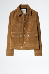 Blouson Light Suede