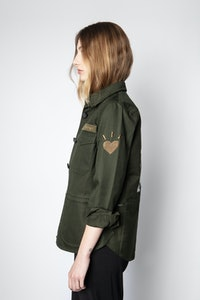 Tackl Militaire Jacket