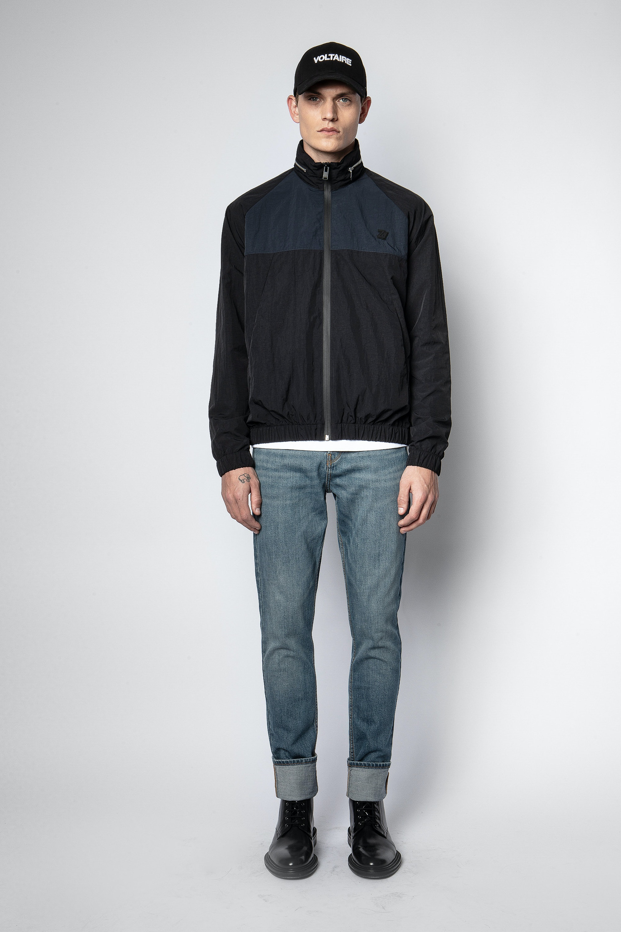 Bazes Nylon Jacket