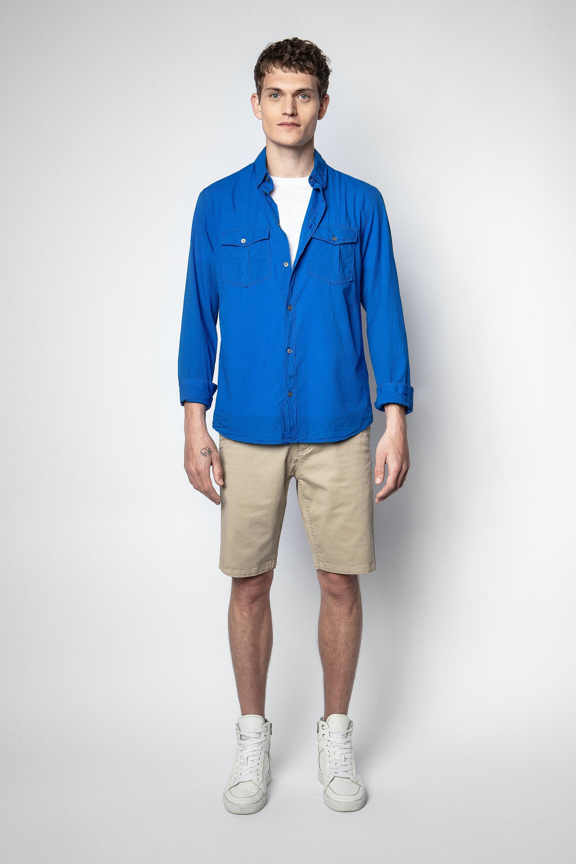 Thibaut Voile Shirt