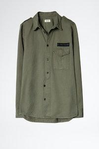 Camisa Serge Mili Dye