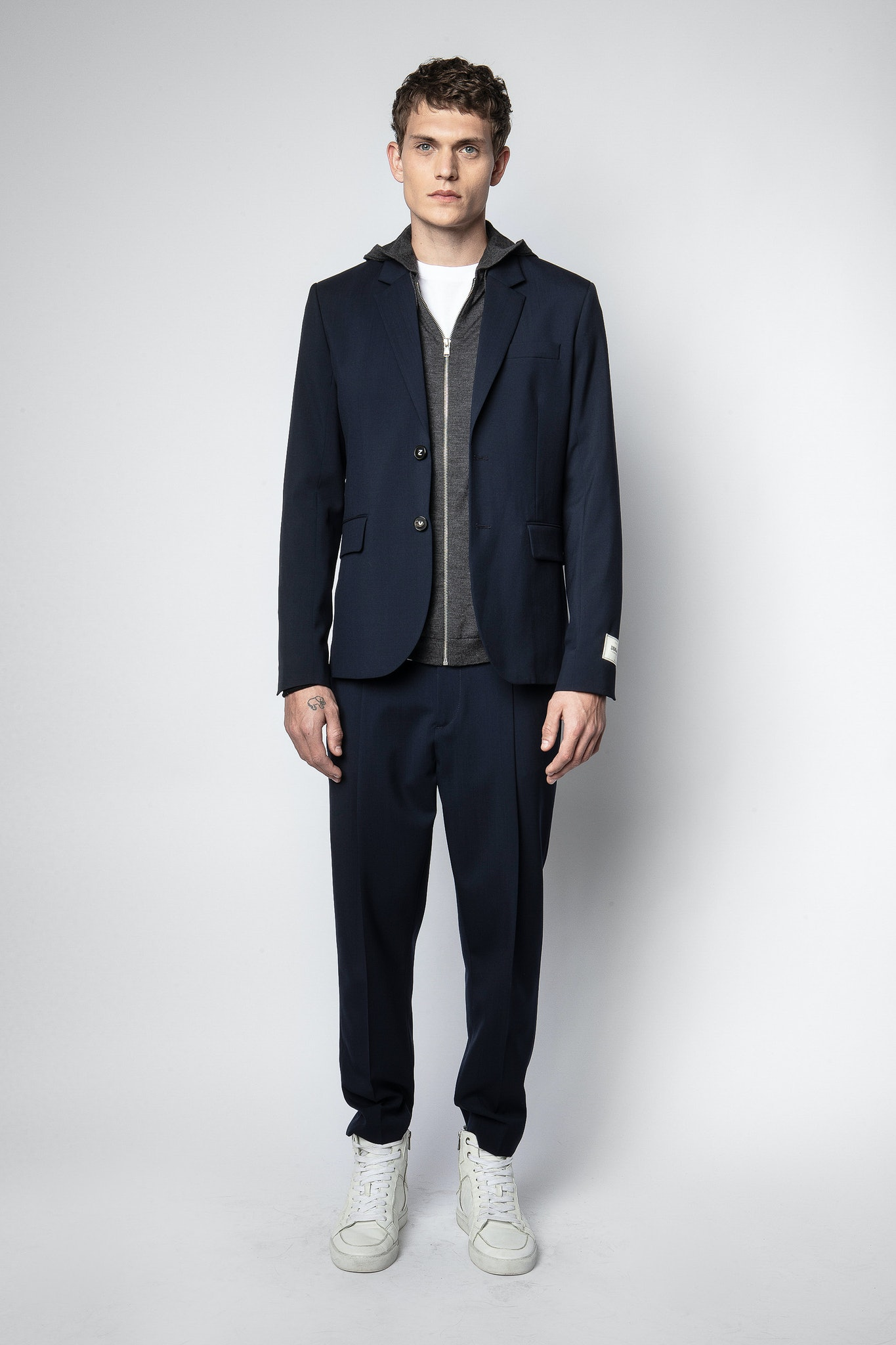 Pantalon Paco Wool Tech