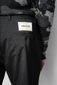 Pantalon Paris Wool Tech