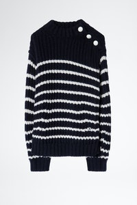 Pullover Marlon Striped