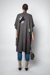 Indiana Star Poncho