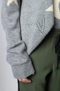 Markus Star Cachemire Sweater