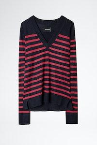 Pullover Missia Stripes Lurex