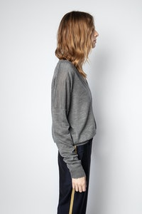 Brume Love Ribbon Sweater