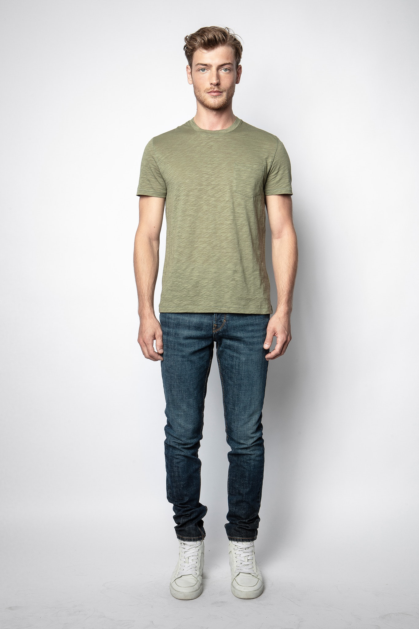 T-Shirt Stockholm Flamme Camou